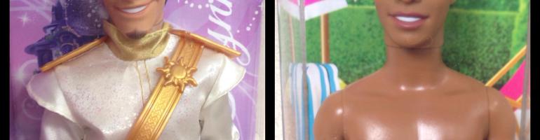Two male dolls.